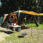 初キャンプの思い出
