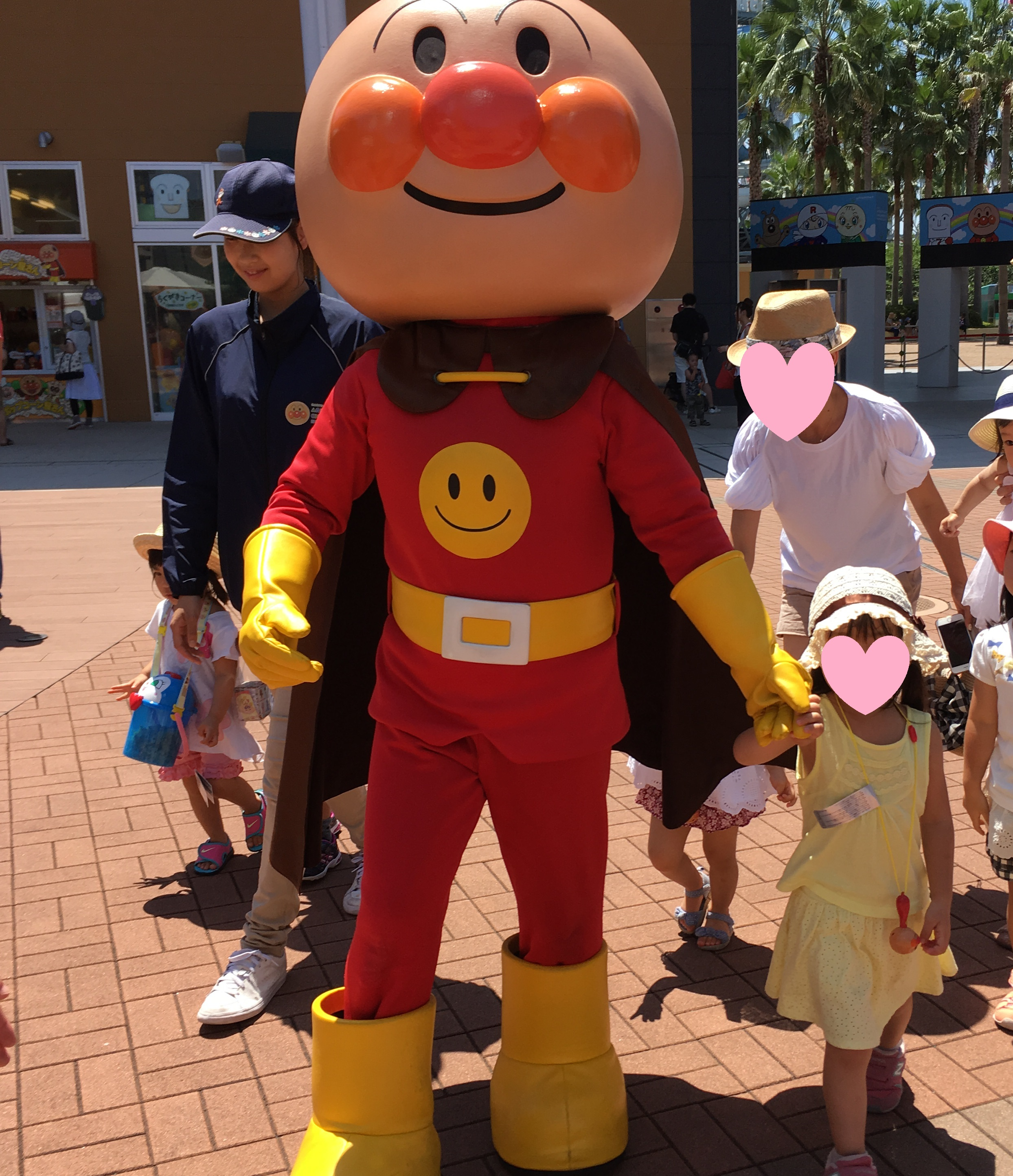 名古屋アンパンマンこどもミュージアム&パークへ行ってきました!!