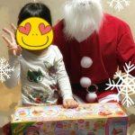 クリスマスにパパのサンタ!バレる?バレない?4歳娘の場合(*^-^*)