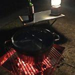 2017春キャンプ!ステンレスダッチオーブンでビーフシチュー~青川峡キャンピングパーク~