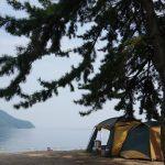「マキノサニービーチ 知内浜オートキャンプ場」をご紹介!【琵琶湖】