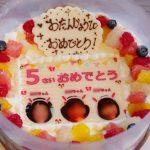 写真ケーキ・キャラクターケーキを買える通販サイト5選♪